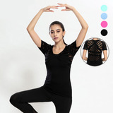 YOGA T-SHIRT CLOTH