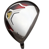 TITANIUM GOLF DRIVER HEAD