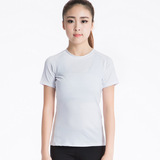 YOGA SPORTS SHORT SLEEVE T-SHIRT