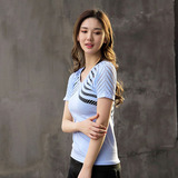 YOGA T-SHIRT SPORTS CLOTH