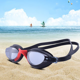 Waterproof & anti-fog swim glasses YG-YJ01