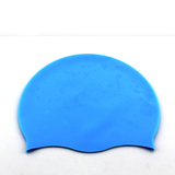 WATERPROOF SILICONE SWIMMING HAT